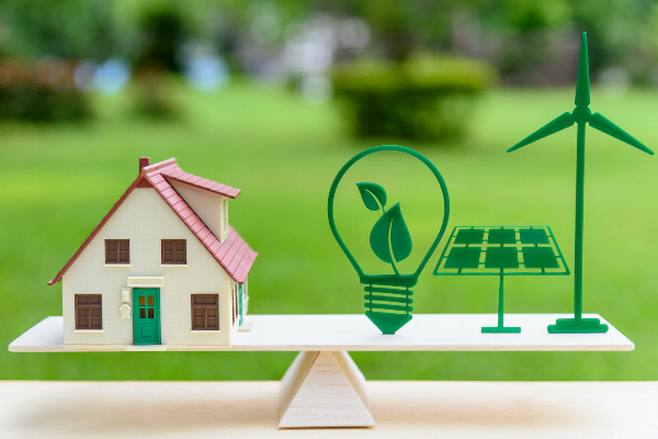 Government introduces the Green Homes Grant